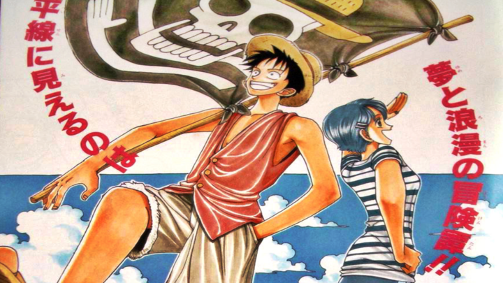 ONE PIECE GANHARÁ EPISÓDIO ESPECIAL ADAPTANDO O ONE-SHOT ROMANCE DAWN